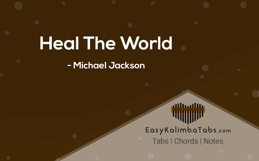 Michael Jackson Kalimba Tabs and Chords