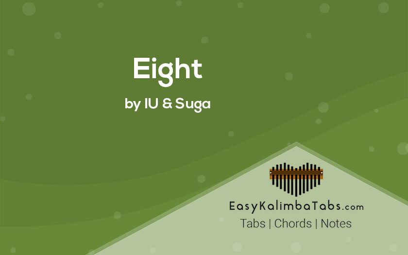 Eight Kalimba Tabs and Chords