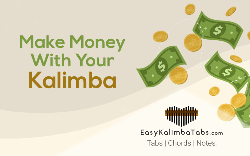 How to Make Money with Your Kalimba